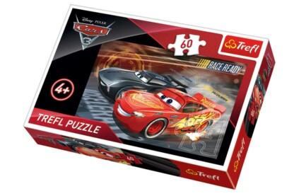 Trefl 17297 - Verdák 3 - Versenyre kész - 60 db-os puzzle