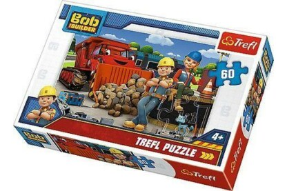 Trefl 17300 - Bob, a mester - 60 db-os puzzle