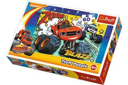 Trefl 17305 - Láng és a szuperverdák - 60 db-os puzzle