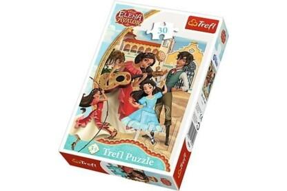 Trefl 18224 - Elena, Avalor hercegnője - 30 db-os puzzle