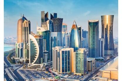Trefl 27084 - Doha, Katar - 2000 db-os puzzle