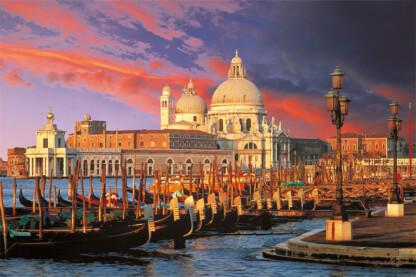 Trefl 33020 - Szűz Mária Mennybemenetele Bazilika, Velence - 3000 db-os puzzle