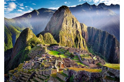 Trefl 37260 - Machu Picchu - 500 db-os puzzle