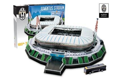 Trefl 39001 - Juventus Stadion - Juventus FC- 193 db-os 3D puzzle