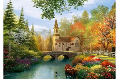 Trefl 45000 - Őszi nosztalgia - 4000 db-os puzzle