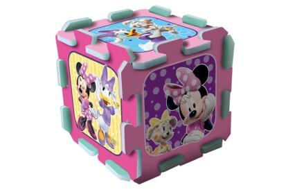 Trefl 60297 - Minnie Mouse - 8 db-os Szivacs puzzle