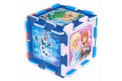 Trefl 60445 - Jégvarázs - 8 db-os Szivacs puzzle