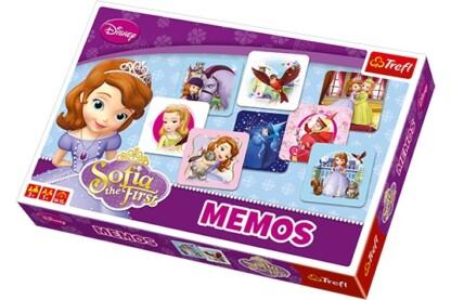 Trefl 01227 - Szófia hercegnő memóriajáték