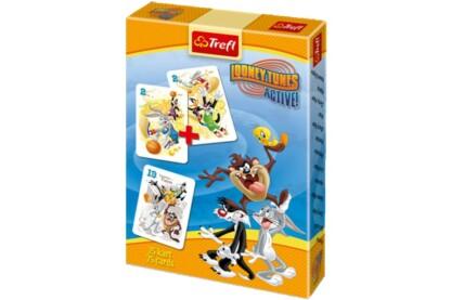 Trefl 08461 - Looney Tunes - Fekete Péter kártya