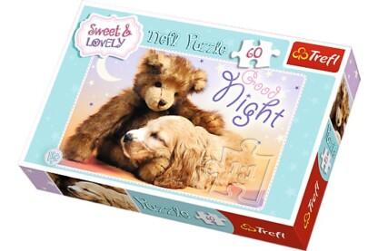 Trefl 17270 - Szép álmokat - 60 db-os puzzle