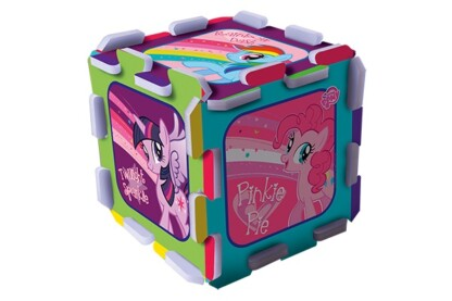 Trefl 60397 - My Little Pony - 8 db-os Szivacs puzzle