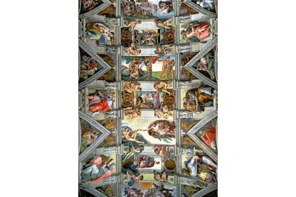 Trefl 65000 - Sixtus-kápolna - 6000 db-os puzzle
