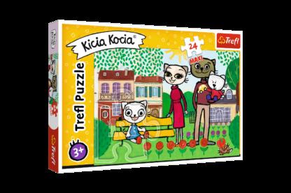 Trefl 24 db-os Maxi puzzle - Cica-Mica (14316)