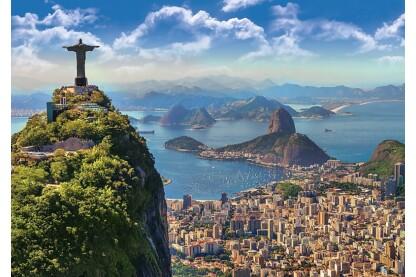 Trefl 10405 - Rio de Janeiro - 1000 db-os puzzle