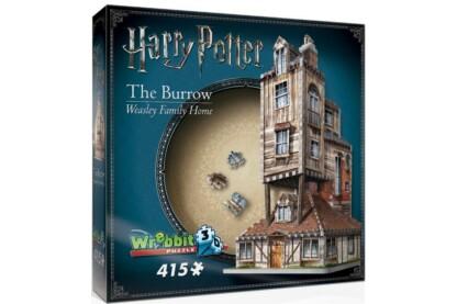 Wrebbit 01011 - Harry Potter - Az Odú - 415 db-os 3D puzzle