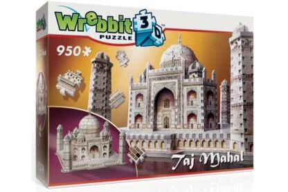 Wrebbit 02001 - Taj Mahal - 950 db-os 3D puzzle
