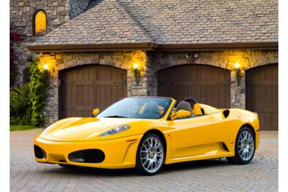 Castorland C-102310 - Ferrari F430 Spider - 1000 db-os puzzle