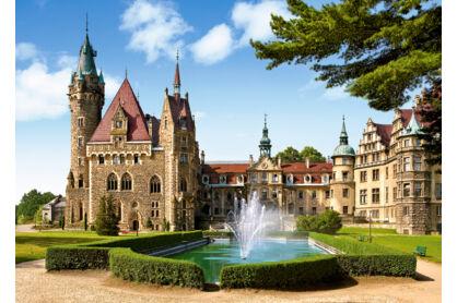 Castorland C-150670 - Moszna Kastély, Lengyelország - 1500 db-os puzzle