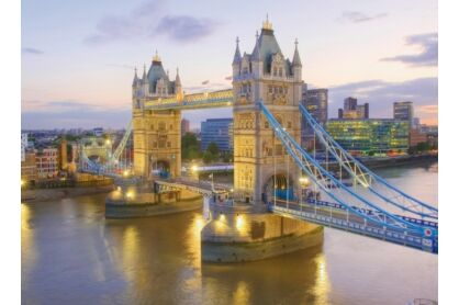 Clementoni 39022 - Tower híd, London - 1000 db-os puzzle