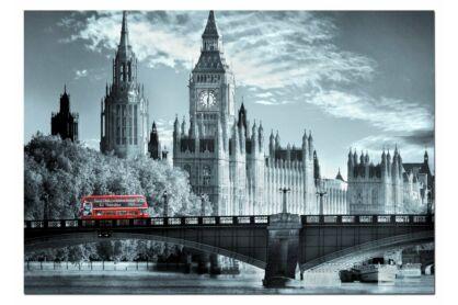Educa 15180 - Black & White - Londoni busz - 1000 db-os puzzle