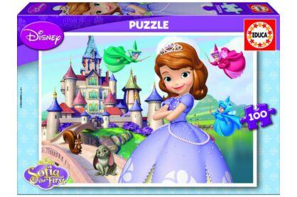 Educa 15928 - Szófia Hercegnő - 100 db-os puzzle