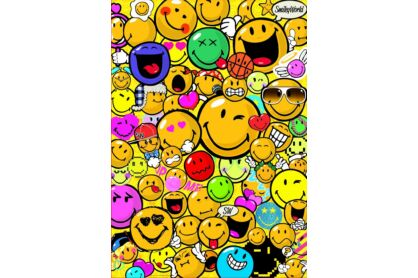 Educa 15966 - Smiley World - 500 db-os puzzle