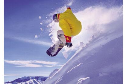 Educa 16273 - Snowboard - 500 db-os puzzle