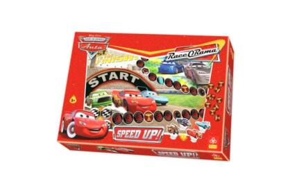 Trefl 00565 - Verdák Speed up! Társasjáték