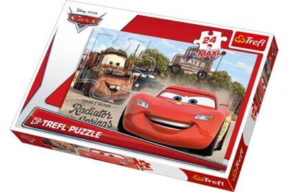 Trefl 14224 - Verdák 2. - 24 db-os Maxi puzzle