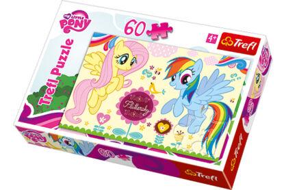 Trefl 17240 - My Little Pony - 60 db-os puzzle