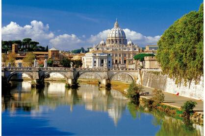 Trefl 37087 - Vatikán, Róma, Olaszország - 500 db-os puzzle