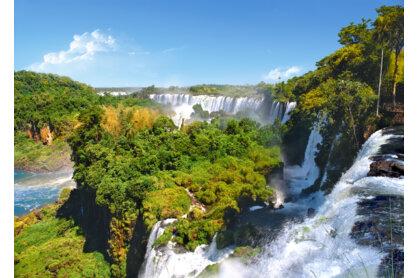 Castorland C-101917 - Iguazu vízesés, Argentína - 1000 db-os puzzle