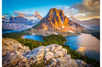 Castorland C-103423 - Banff Nemzeti Park, Kanada - 1000 db-os puzzle