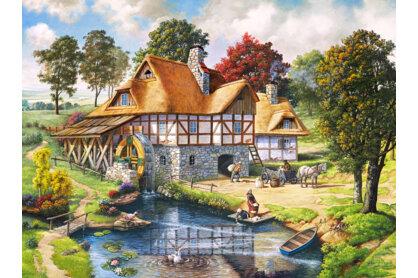 Castorland C-200498 - Molnárház - 2000 db-os puzzle