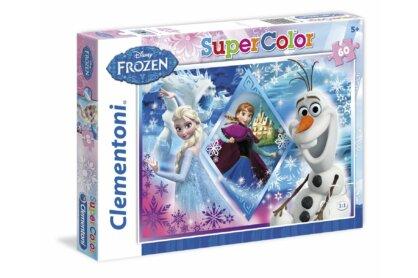 Clementoni 26917 - Jégvarázs - 60 db-os Szuper Színes Maxi puzzle