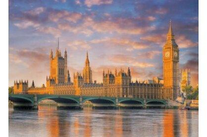 Clementoni 39269 - Parlament, London - 1000 db-os puzzle