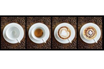 Clementoni 39275 - Panoráma puzzle - Kávé - 1000 db-os puzzle