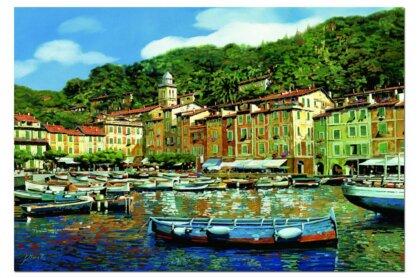 Educa 15170 - Portofino - Olaszország - 4000 db-os puzzle