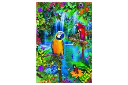 Educa 15512 - Trópusi paradicsom - 500 db-os puzzle
