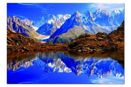 Educa 15532 - Mont Blanc - Chamonix - 1500 db-os puzzle