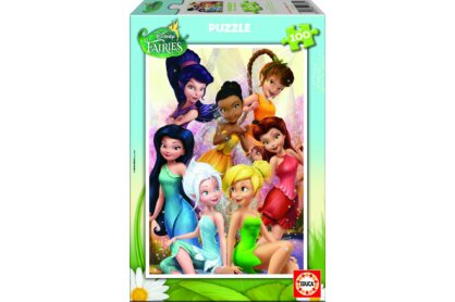Educa 15934 - Disney Tündérek - 100 db-os puzzle