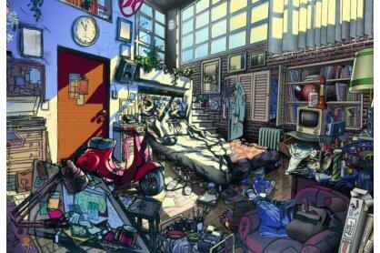 Educa 15983 - Tavasz - Arly Jones - 1000 db-os puzzle