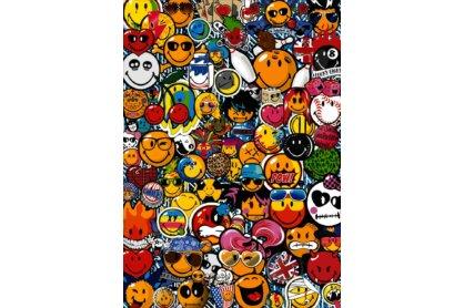 Educa 15998 - Smiley World - 1000 db-os puzzle