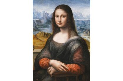Educa 16011 - Mona Lisa - 1500 db-os puzzle