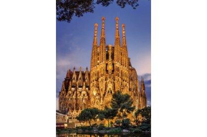 Educa 17097 - Sagrada Familia - 1000 db-os puzzle