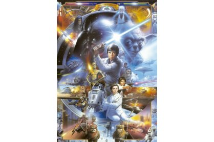 Educa 16167 - Star Wars - 500 db-os puzzle