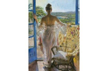 Educa 16305 - Mediterrán - Vincente Romero - 1500 db-os puzzle