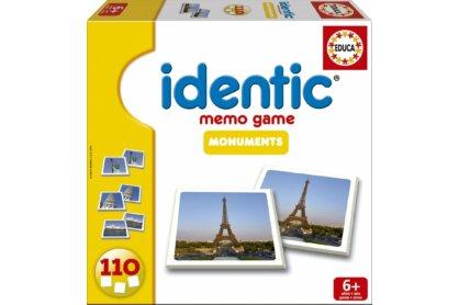 Educa 16238 - Műemlékek - Memóriajáték