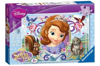 Ravensburger 08737 - Szófia hercegnő - 35 db-os puzzle