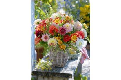 Ravensburger 14343 - Gyönyörű virágok - 500 db-os puzzle